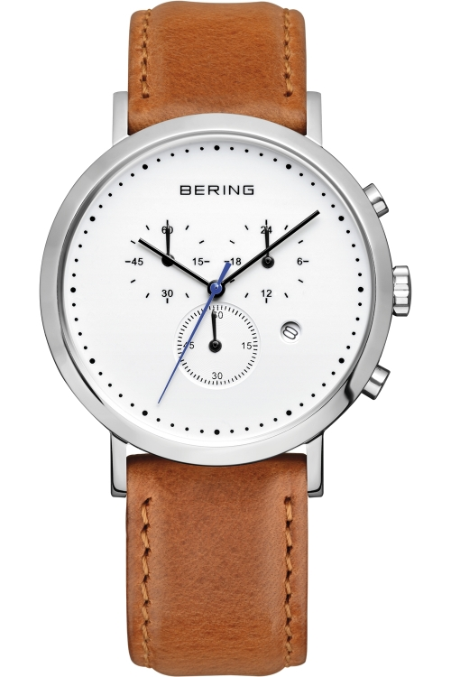 Mens Bering Classic Chronograph Watch 10540-504