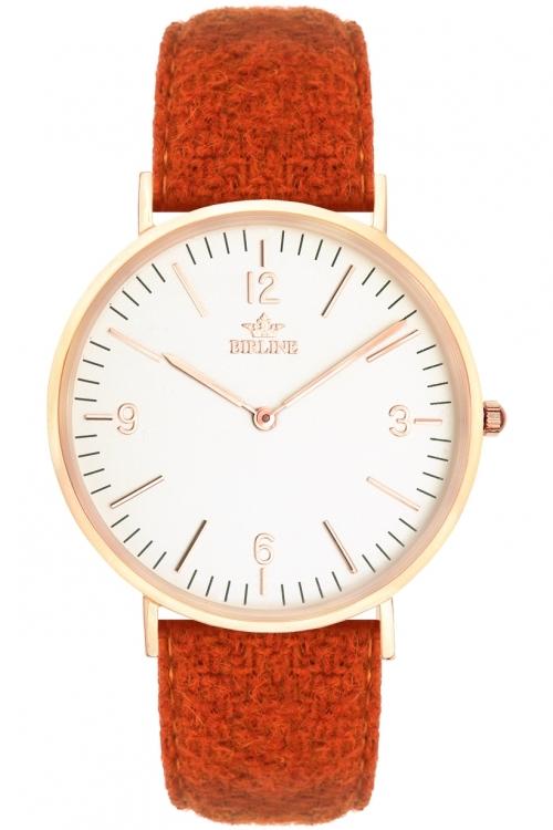 Unisex Birline Weybridge Rose Gold Watch BIR001107
