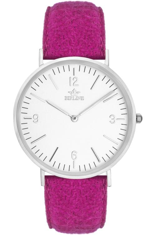 Ladies Birline Sandy Silver Watch