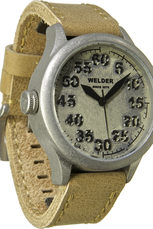 Mens Welder K20 46mm Watch K20-501