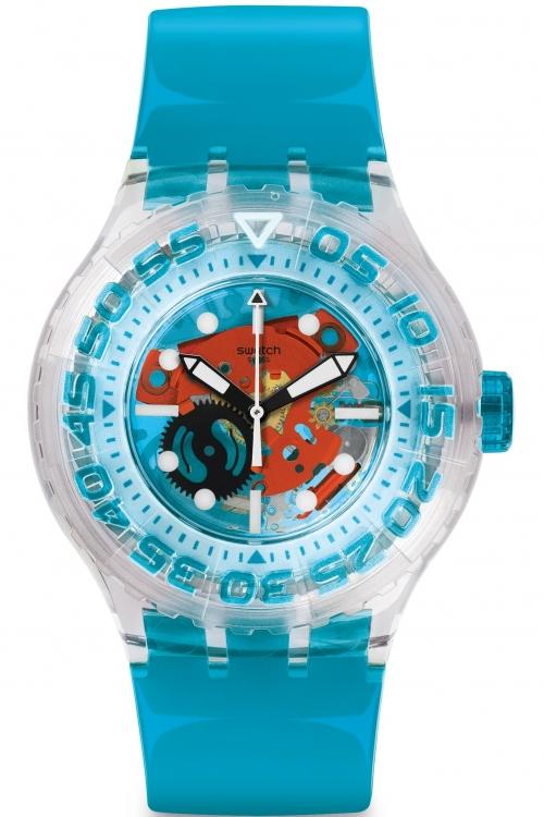 Mens Swatch Scuba - O-Tini Watch SUUK103