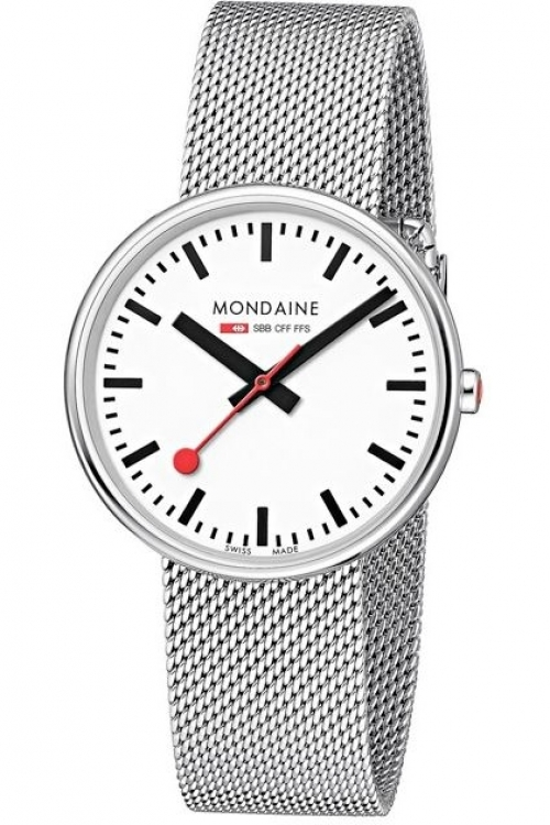 Mens Mondaine Mini Giant Watch A7633036211SBM