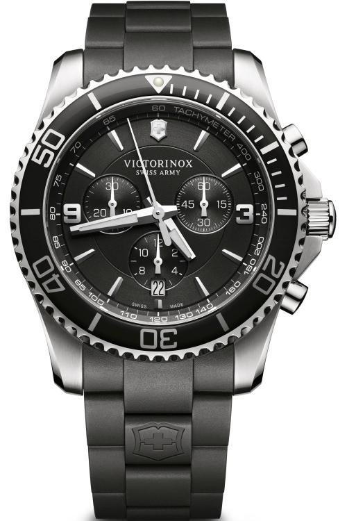 Mens Victorinox Swiss Army New Maverick Chronograph Watch 241696
