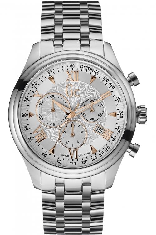 Mens Gc Smart Class Chronograph Watch Y04006G1
