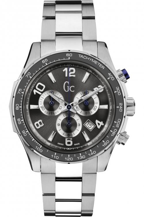 Mens Gc Technosport Chronograph Watch X51002G5S