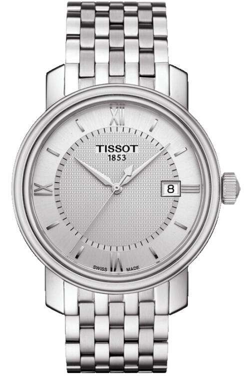Mens Tissot Bridgeport Watch T0974101103800