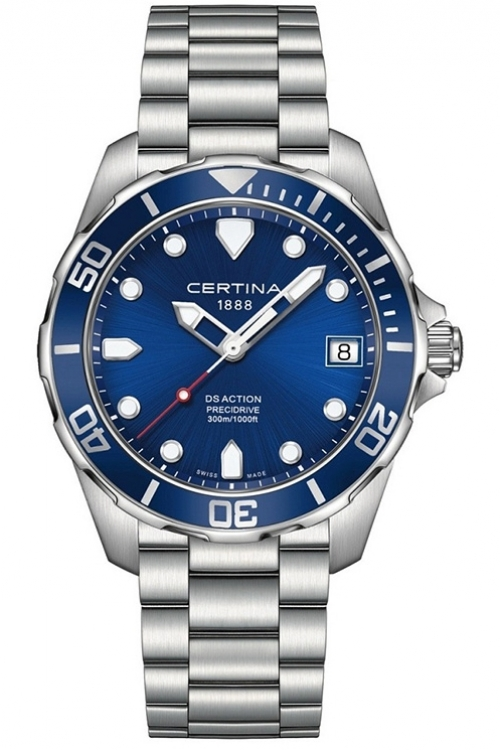 Mens Certina DS Action Precidrive Watch C0324101104100