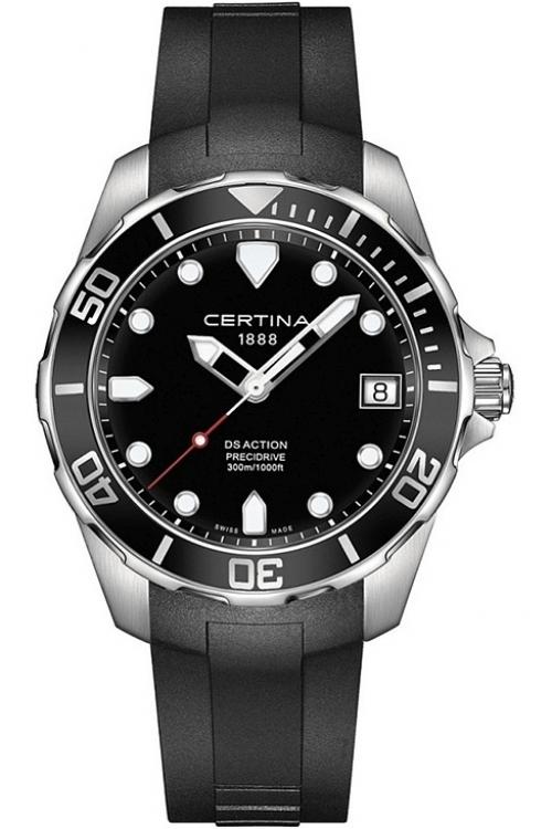 Mens Certina DS Action Precidrive Automatic Watch C0324101705100