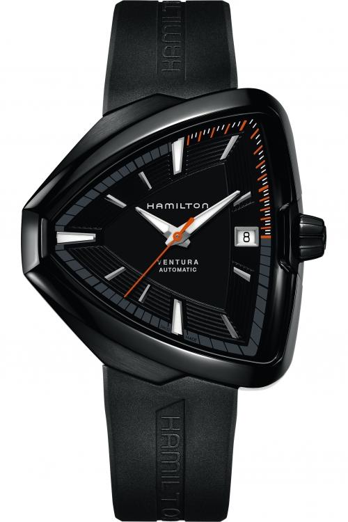 Mens Hamilton Ventura Elvis 80th Anniversary Edition Automatic Watch H24585331