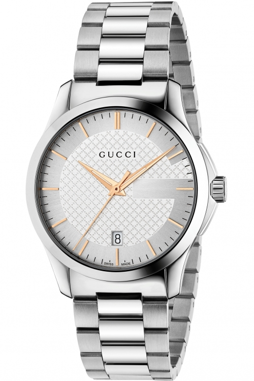 Mens Gucci G-Timeless 38mm Watch YA126442