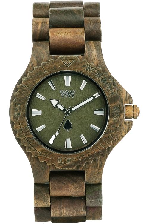 Unisex Wewood Date Army Watch WWD-DARM