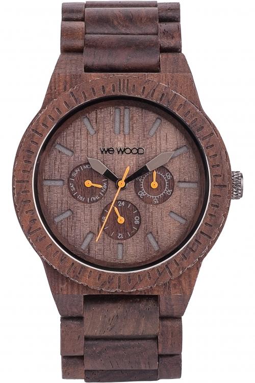 Mens Wewood Kappa Chocolate Watch WWD-KPCHC