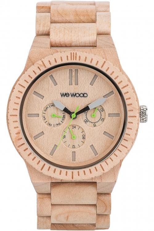 Mens Wewood Kappa Beige Watch WWD-KPBEI