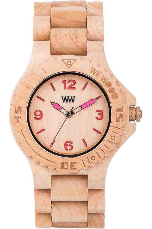 Ladies Wewood Kale Beige Watch
