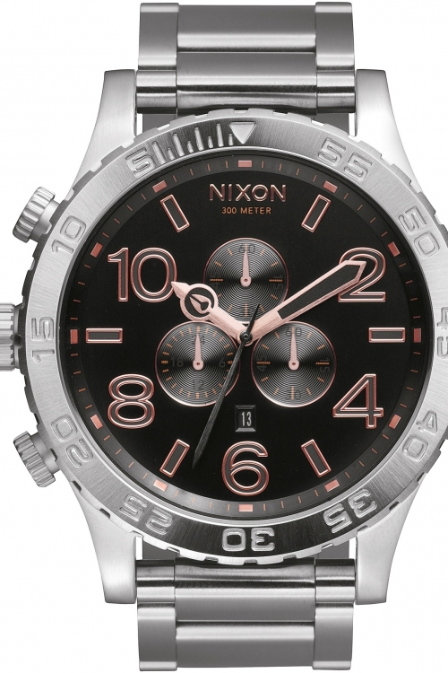 Mens Nixon The 51-30 Chronograph Watch A083-2064