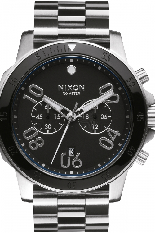 Mens Nixon The Ranger Chrono Chronograph Watch A549-000