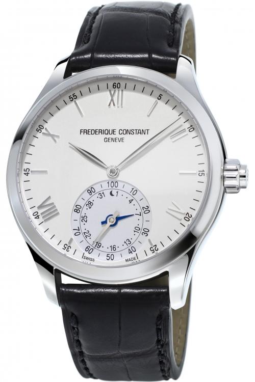 Mens Frederique Constant Horological Smartwatch Bluetooth Watch FC-285S5B6