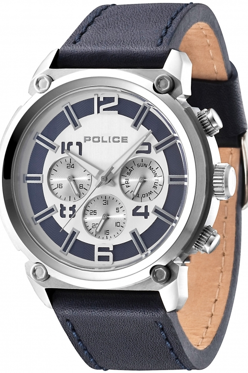 Mens Police Armor Chronograph Watch 14378JS/04