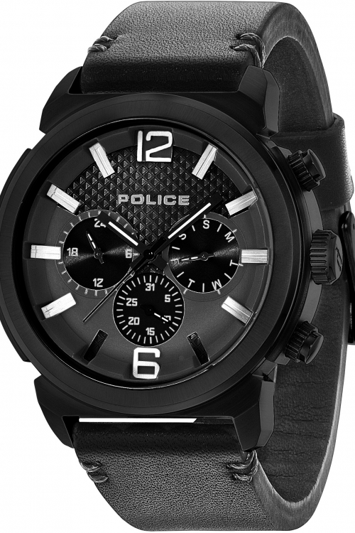 Mens Police Concept Chronograph Watch 14377JSB/02A