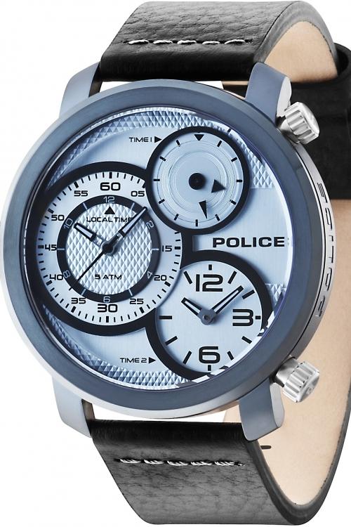 Mens Police Mamba Chronograph Watch 14500XSUY/04