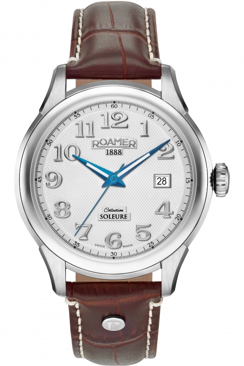 Mens Roamer Soleure Automatic Automatic Watch 5.46E+11