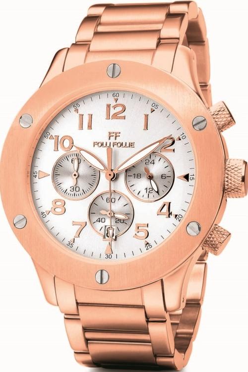 Mens Folli Follie Ace Chronograph Watch 6025.0209