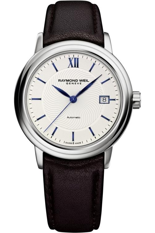 Mens Raymond Weil Maestro Frank Sinatra Limited Edition Automatic Watch 2837-STC-SINAT