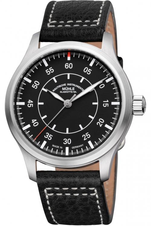Mens Muhle Glashutte Terrasport I Beobachter Automatic Watch M1-37-34-4LB