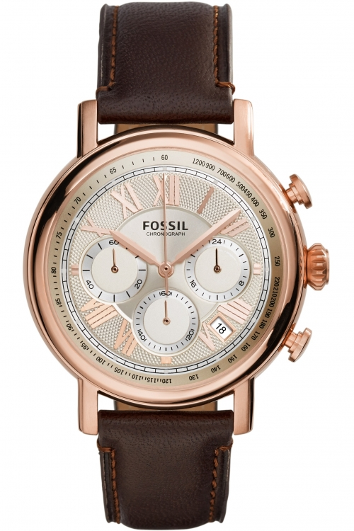 Mens Fossil Buchanan Chronograph Watch FS5103