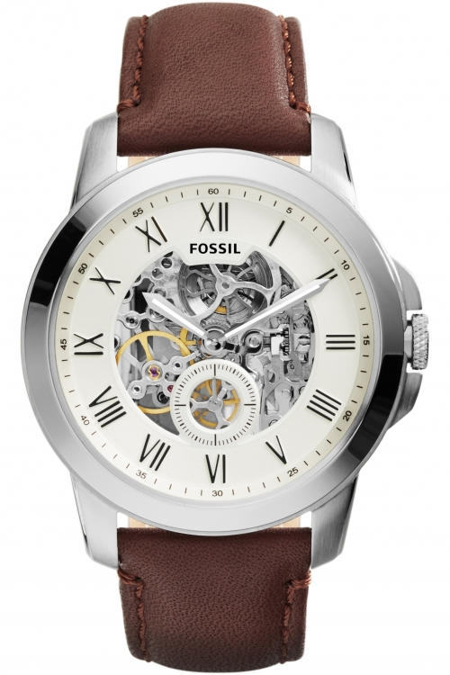 Mens Fossil Grant Automatic Watch ME3052