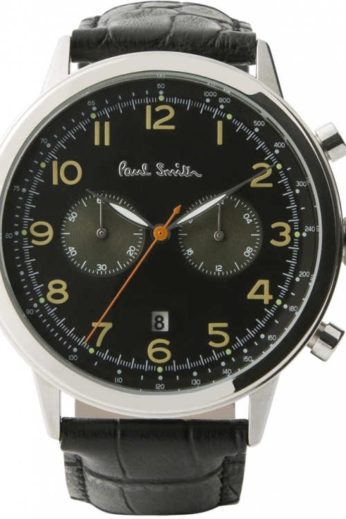 Mens Paul Smith Precision Chronograph Watch P10011