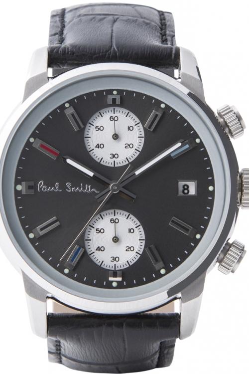 Mens Paul Smith Block Chronograph Watch P10031