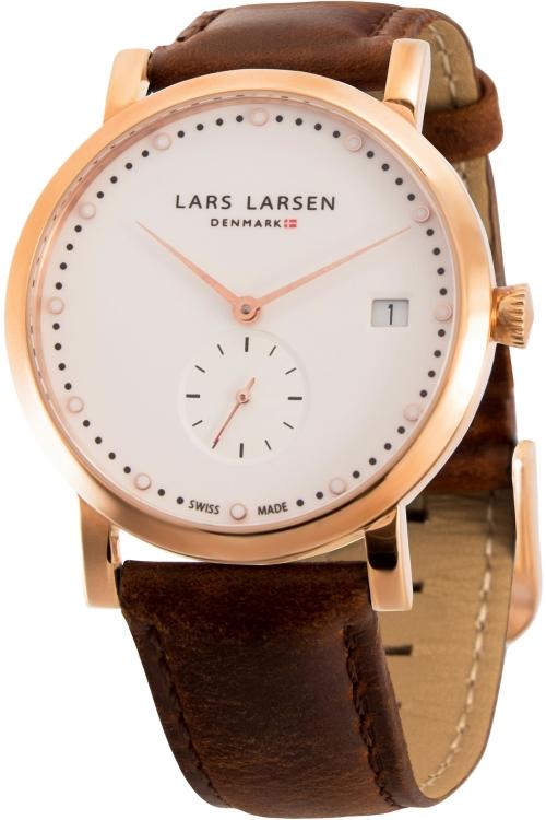 Mens Lars Larsen Emma Retro & Vintage Watch 137RWBL
