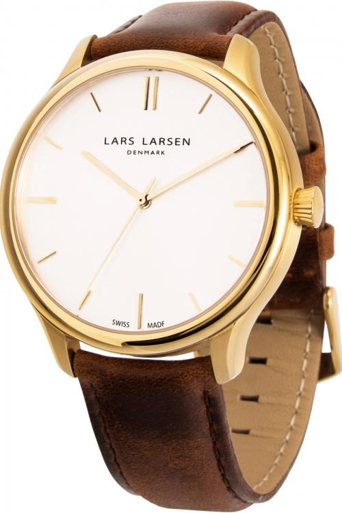 Mens Lars Larsen Philip Retro & Vintage Watch 120GBBL