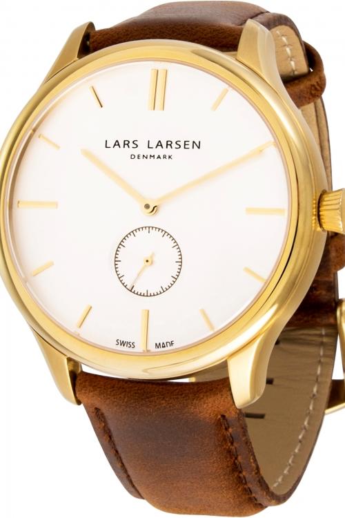 Mens Lars Larsen Simon Watch 122GBBL