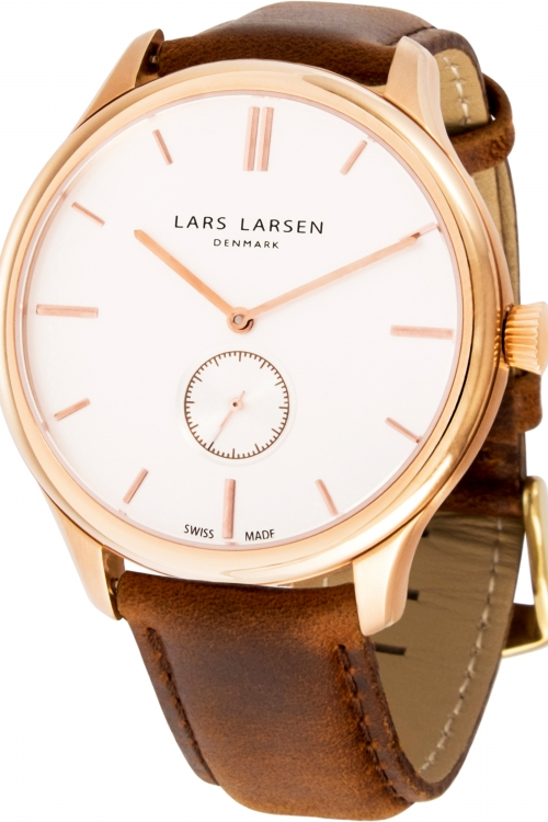 Mens Lars Larsen Simon Retro & Vintage Watch 122RBBL
