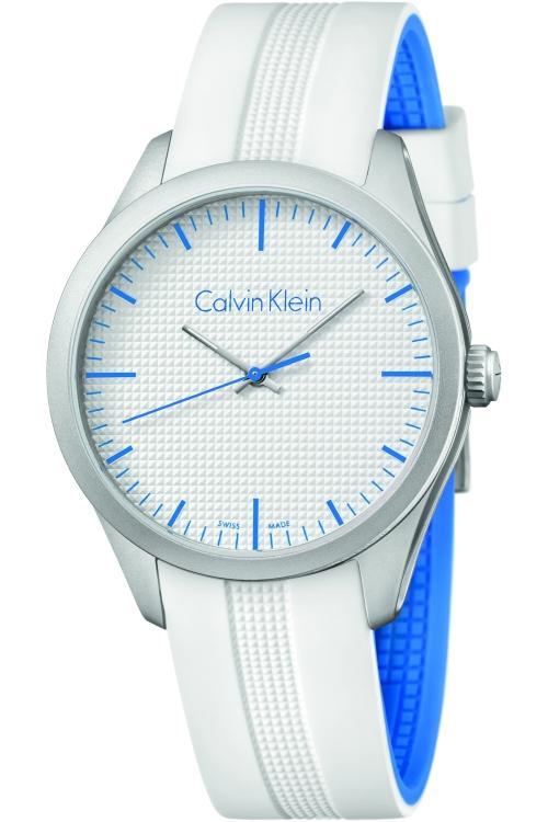 Mens Calvin Klein Color Watch K5E51FK6