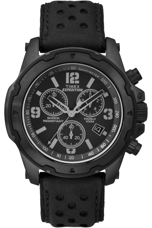 Mens Timex Expedition Chronograph Watch TW4B01400