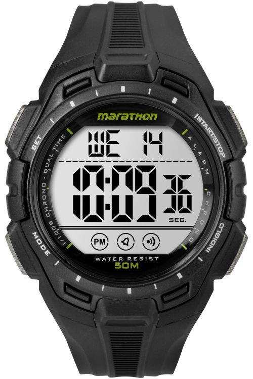 Mens Timex Marathon Alarm Watch TW5K94800