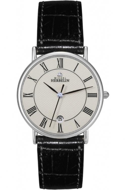 Mens Michel Herbelin Classic Sonates Watch 12443/S08