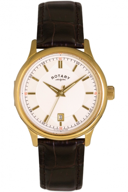 Mens Rotary Automatic Watch GS03701/06