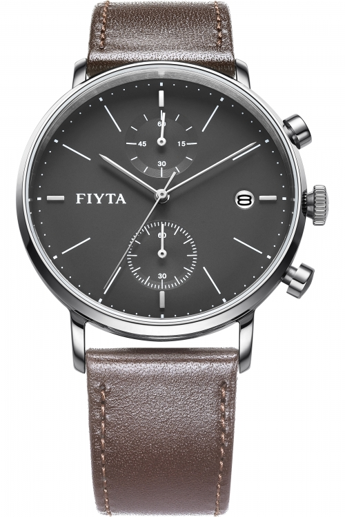 Mens Fiyta Chronograph Watch WG80002.WHR