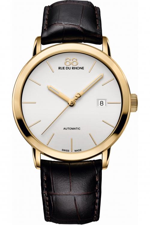 Mens 88 Rue Du Rhone Double 8 Origin Automatic Watch 87WA154213