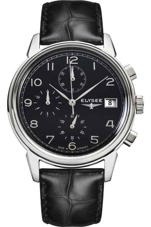 Mens Elysee Vintage Chronograph Watch 80551