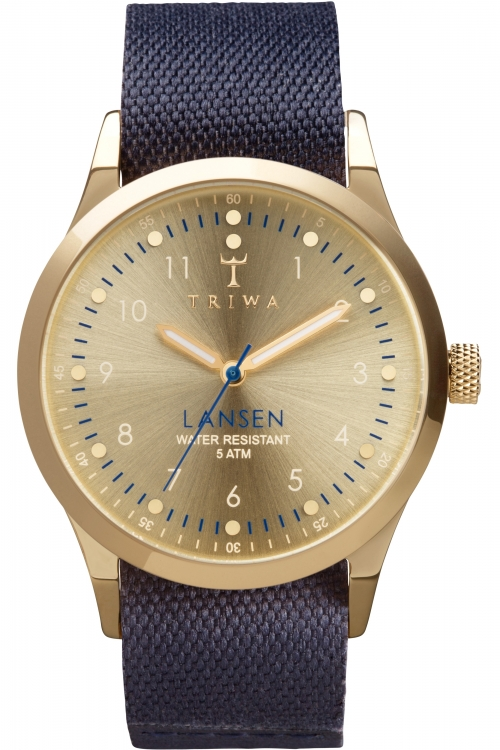 Unisex Triwa Gold Lansen Watch LAST108MO060713