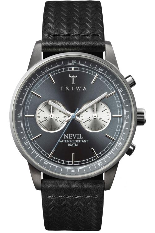 Mens Triwa Ash Nevil Watch NEST110GC010112