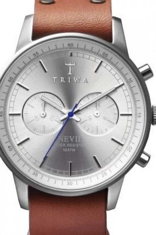 Mens Triwa Stirling Nevil Chronograph Watch NEST101NA010212