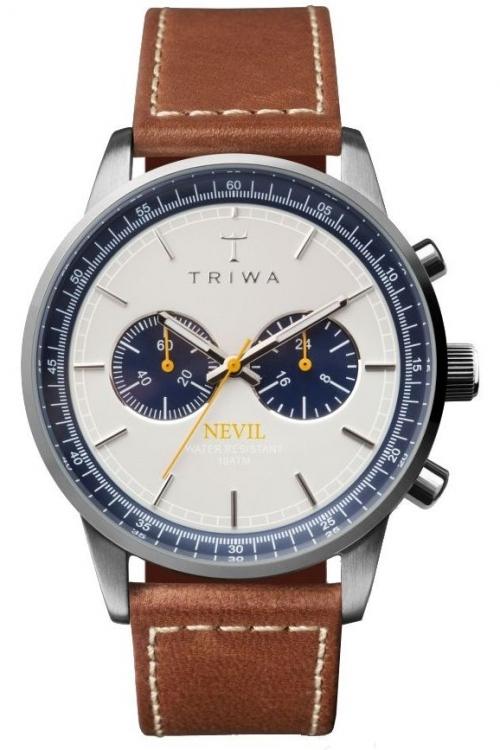 Mens Triwa Ocean Nevil Chronograph Watch NEST113SC010215
