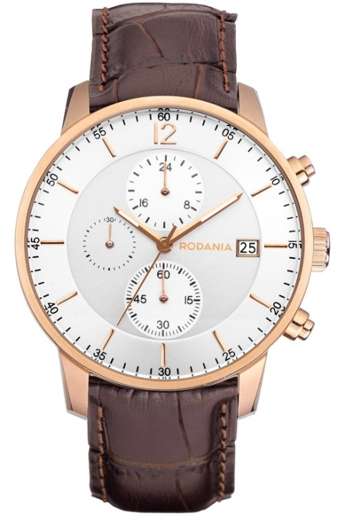 Mens Rodania Wall Street Chronograph Watch RF2606333