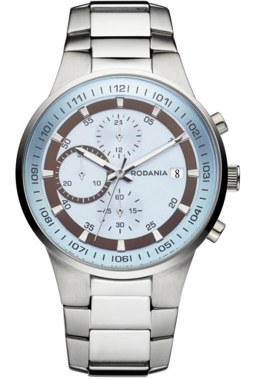Mens Rodania Energy Chronograph Watch RF2612849